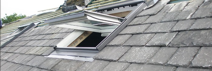 Leicester Velux skylight installers